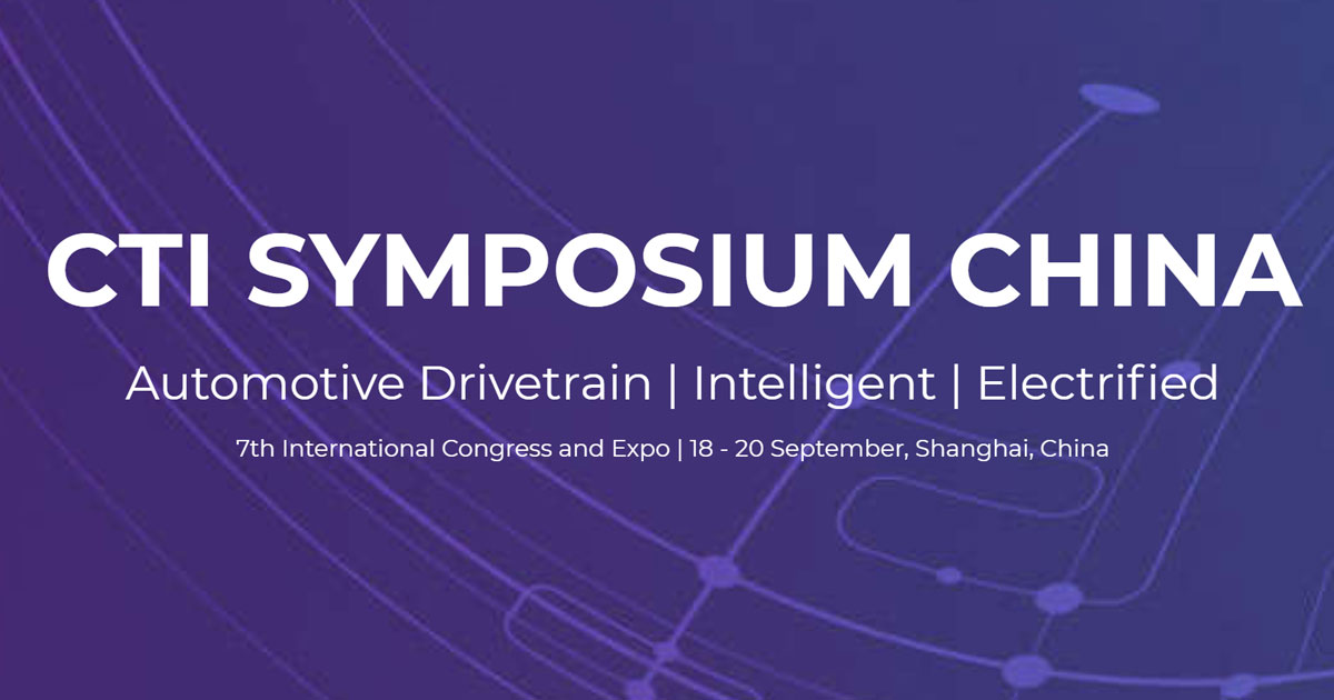 CTI Symposium Germany - CTI Symposium DE