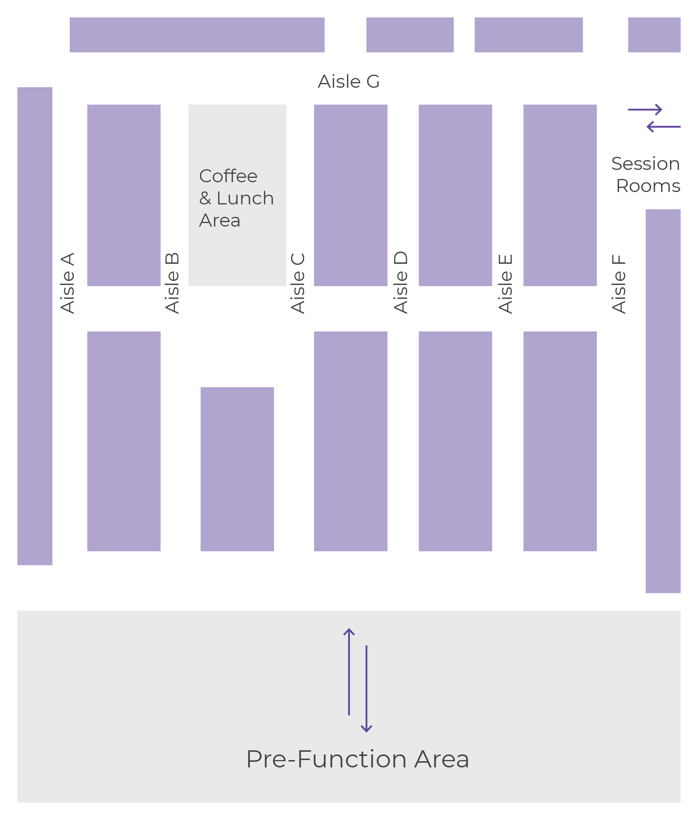 CTI Symposium Expo – Floor Plan 2019