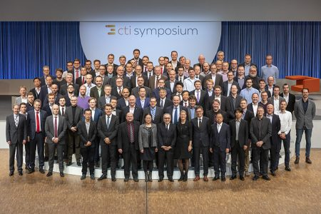 "001_18th International Congress and Expo, ""CTI Symposium – Automotive Drivetrains Intelligent Electrified"""