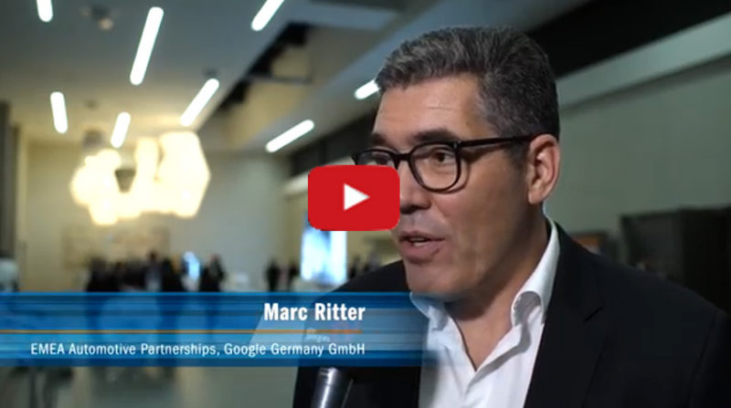 Interview with Marc Ritter, EMEA Automotive