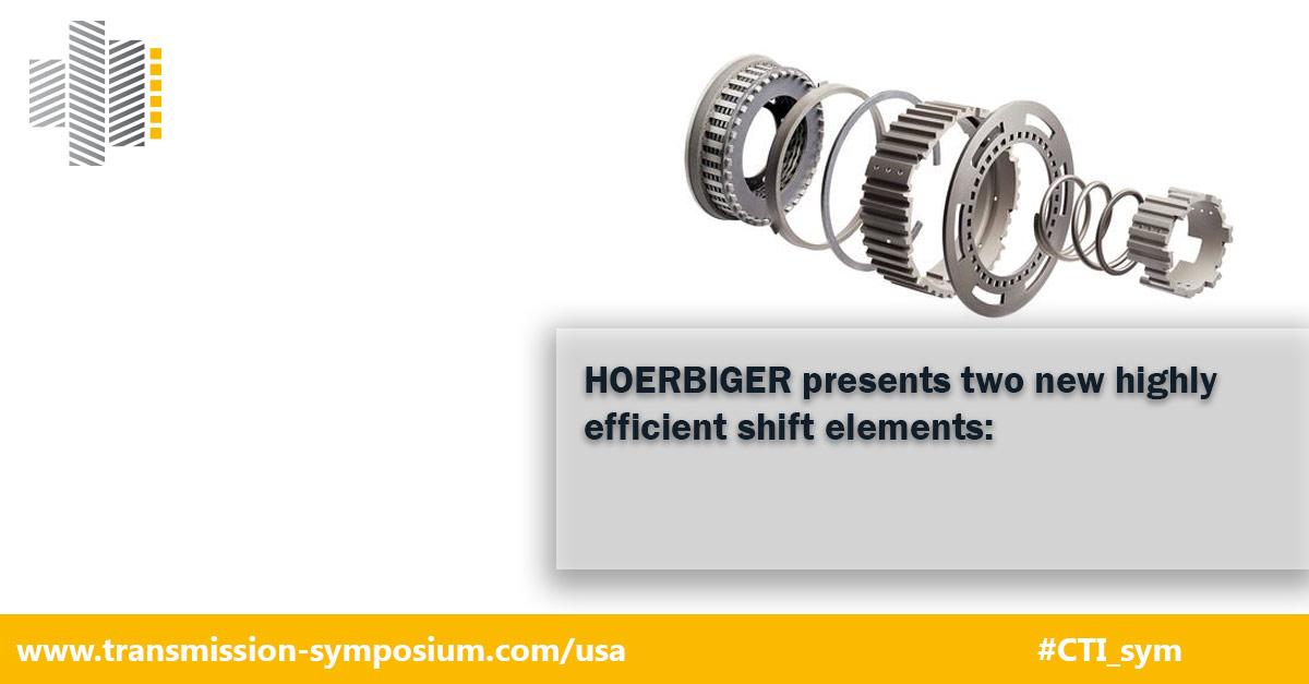 Product Innovations Hoerbiger