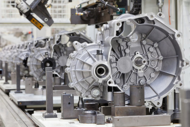 Getting to Electric: New Designs and Processes for EV Powertrains