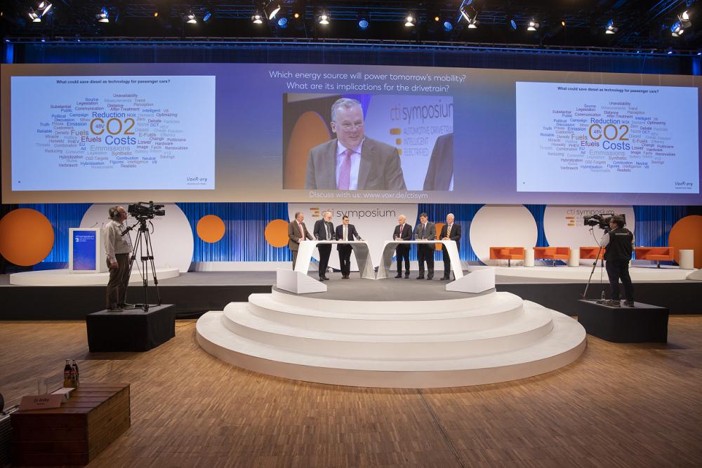 CTI Panel Discussion