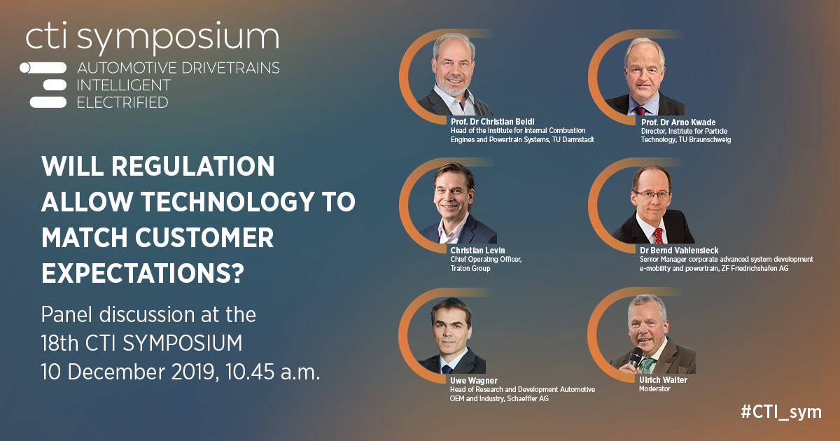 Panel Discussion: Will regulation allow technology to match customer expectations?