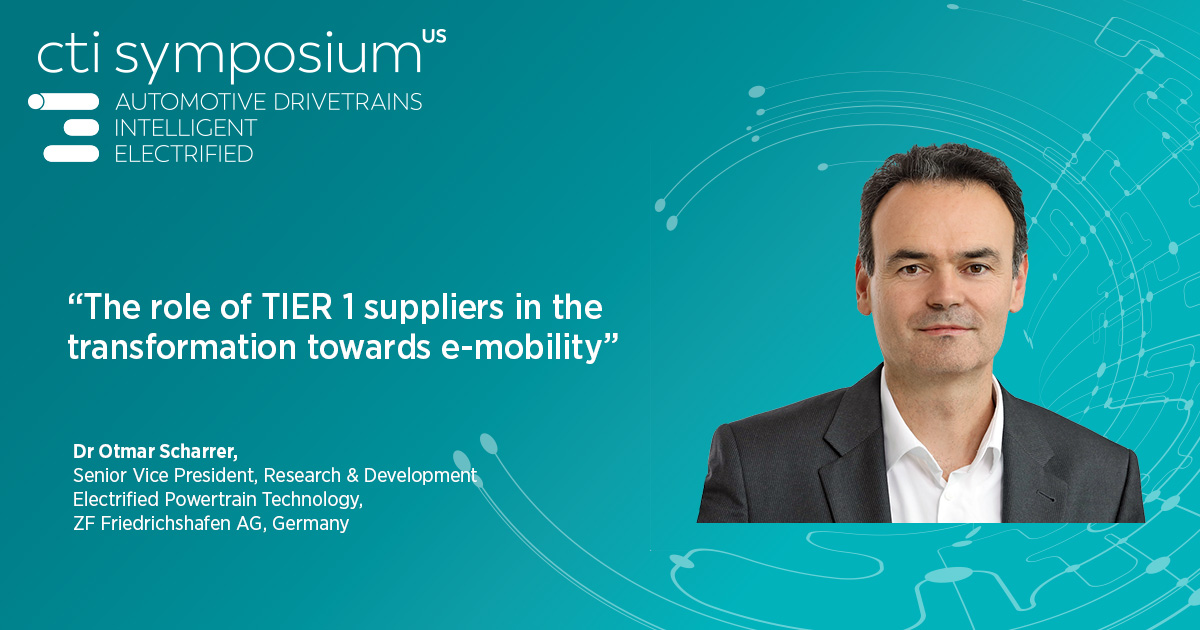 The role of TIER 1 suppliers in the transformation towards e-mobility